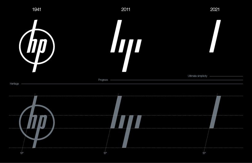 ⚔ Logo de HP  análisis el cambio del rediseño de marca descartado ... 24dd00ed8b5ec