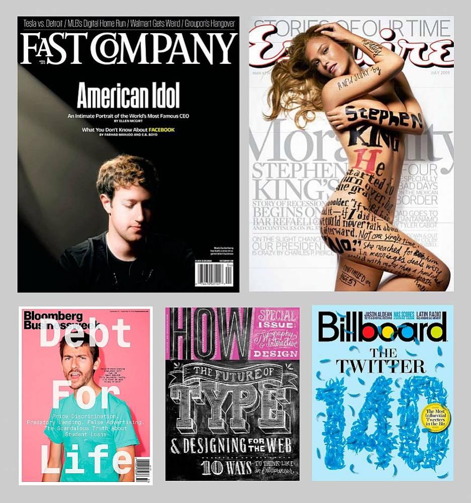 6 consejos para diseñar portadas de revistas | Mario Balcázar | FOROALFA