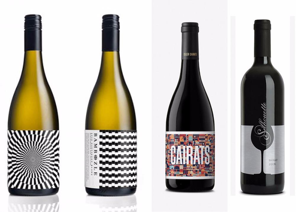 El dise o en las etiquetas de vino foroalfa for Diseno de etiquetas