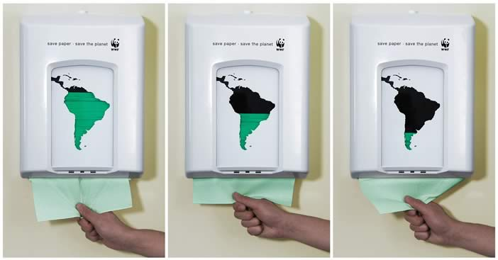 Anuncio de la WWF