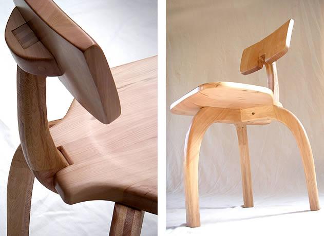 Una silla con patas y pies designo patagonia foroalfa for Sillas blancas con patas de madera