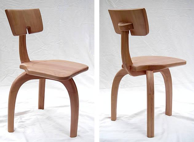 Una silla con patas y pies foroalfa - Como se elabora una silla de madera ...