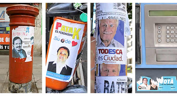 Candidaturas visuales