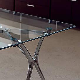 Muebles flexibles alegre industrial foroalfa - Mesa estudio cristal ...
