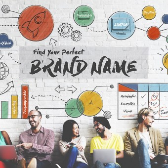 Main illustration of the article Finding Your Perfect Brand Name