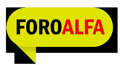 Logotipo di FOROALFA