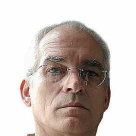 Retrato de Rubén Fontana