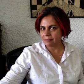 Retrato de Gema Martínez