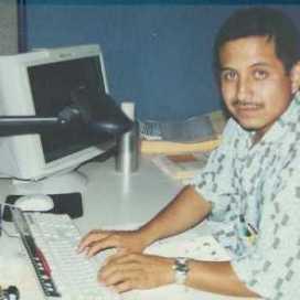 Retrato de Alfredo Texis Michicol