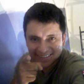 Retrato de Hugo Rojas