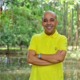 Retrato de Diego Giovanni Bermúdez Aguirre