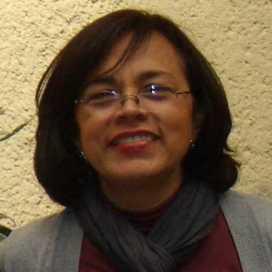 Retrato de Maria Elena Martinez Duran