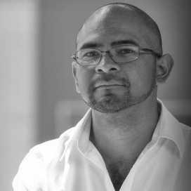 Retrato de Javier Rosas Herrera