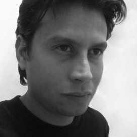 Retrato de Luis Ricardo Gallegos Martínez