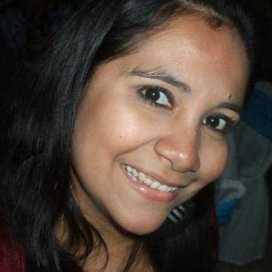Retrato de Malena Díaz