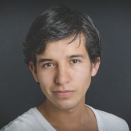 Retrato de Juan Carlos Sandoval