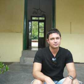 Retrato de Luciano Kraliczek