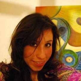 Retrato de Nayeli Hernández