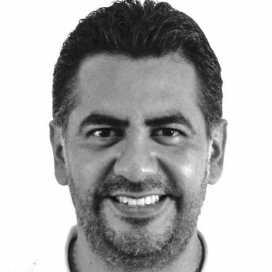 Retrato de Sergio Velazquez