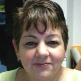 Retrato de Yolanda Garcia