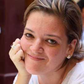 Retrato de Mariella Hague Pérez