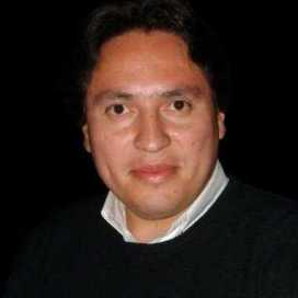 Retrato de Xavier Jiménez