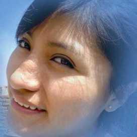 Retrato de Neyza Huarayo