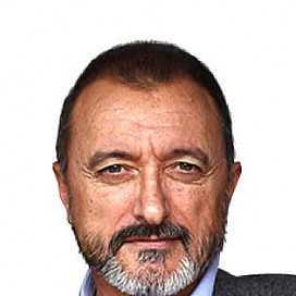 Retrato de Arturo Pérez-Reverte