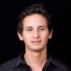 Retrato de David Aguirre