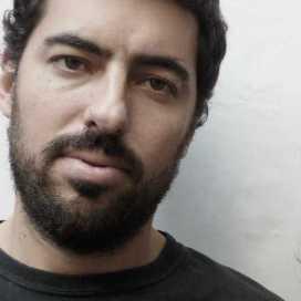 Retrato de Agustin Barrionuevo