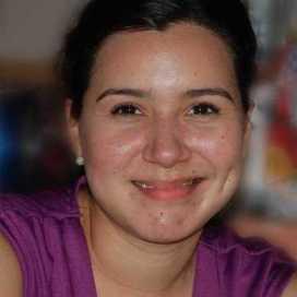 Retrato de Stefany Hernandez
