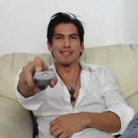 Retrato de Hugo Huamán Rutti