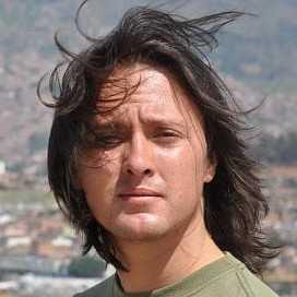 Retrato de Luis Carlos Romero