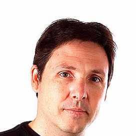 Retrato de Adrián Pierini