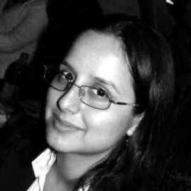 Retrato de Gabriela Núñez
