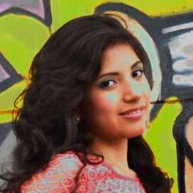 Retrato de Mariang Quiles Cruz