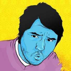 Retrato de Eduardo Flores