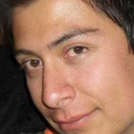 Retrato de Damian Vasquez
