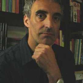 Retrato de Pablo Alberto Diaz