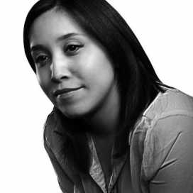 Retrato de Victoria Zamudio Navarro