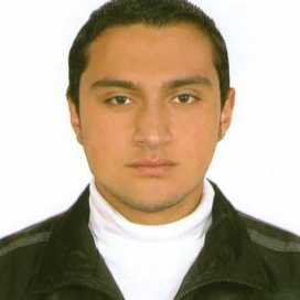 Retrato de Gabo Romero