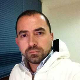 Retrato de César García