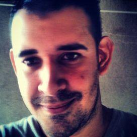 Retrato de Mauricio Martínez