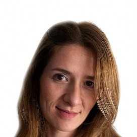 Retrato de Gaby Gómez Del Río