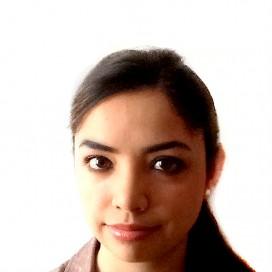 Retrato de Alejandra Flechas