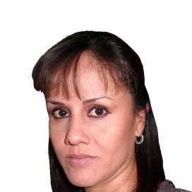 Retrato de Cecilia Escobar
