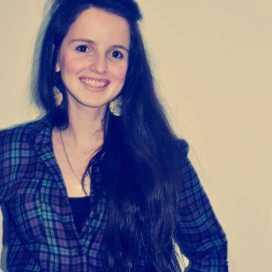 Retrato de Lara Copat
