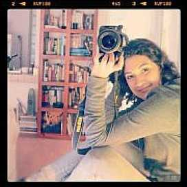 Retrato de Diandra Farfan