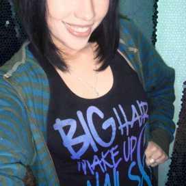 Retrato de Zulhe Mejia