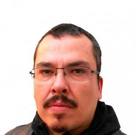 Retrato de Juan Carlos Rangel